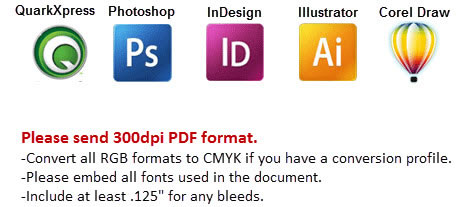 Letterhead File Types
