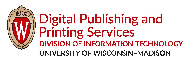 UW DoIT Digital Publishing & Printing Services